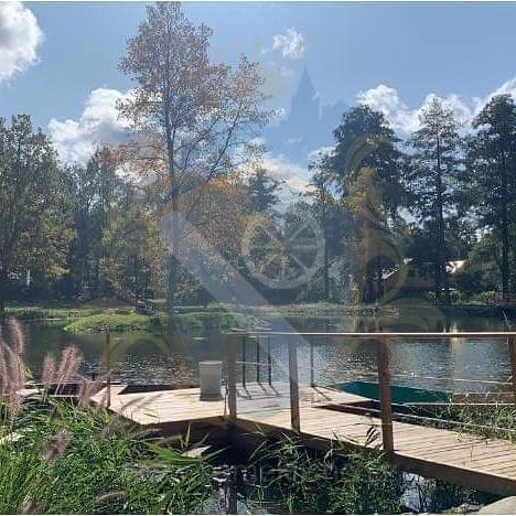 Rybník Líšno - foto Josef Rafael