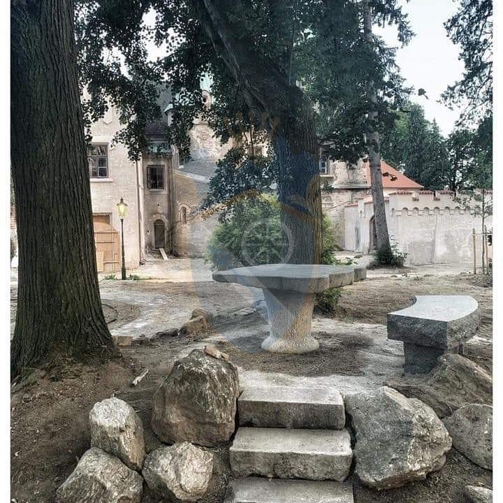 Zámek Líšno kámen - foto Josef Rafael