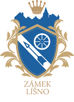logo zámek Líšno